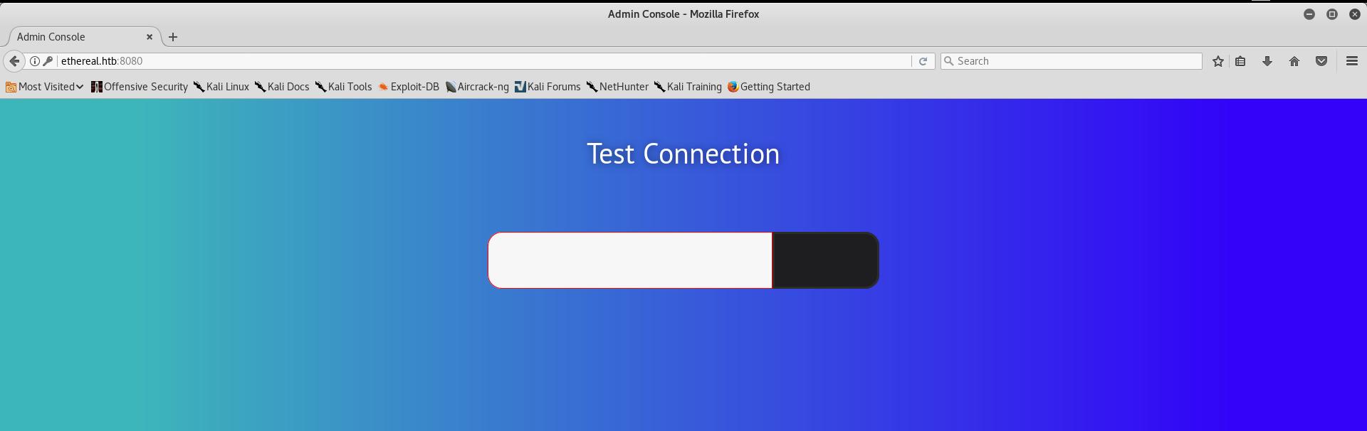 admin-console